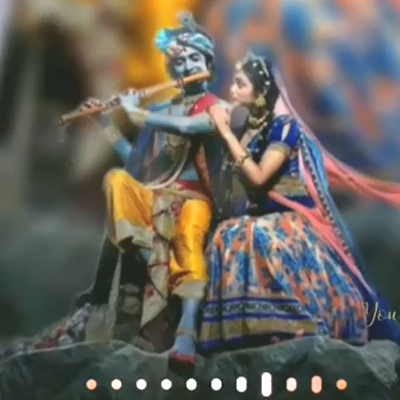 Radha Krishna Status Videos
